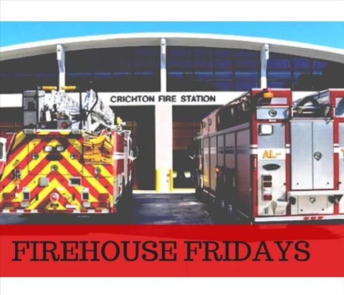 Firehouse Friday with Mobile Fire and Rescue in Mobile AL